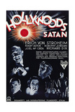 The Lost Squadron, (AKA Hollywood's Satan), Swedish Poster Art, 1932 Giclee Print