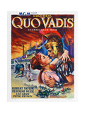 Quo Vadis, Deborah Kerr, Robert Taylor, 1951 Giclee Print