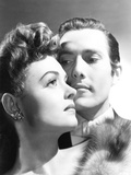 The Picture of Dorian Gray, from Left: Donna Reed, Hurd Hatfield, 1945 Photo