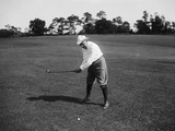 President Warren Harding Played Golf Twice a Week Photo