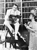 The Importance of Being Earnest, from Left: Michael Redgrave, Joan Greenwood, 1952 Photo