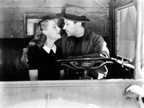 They Drive by Night, from Left: Ann Sheridan, George Raft, 1940 Fotografía