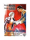 The Prince and the Showgirl, (AKA Il Principe E La Ballerina), 1957 Giclee Print