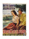 Beyond the Forest, (AKA Au Dela De La Foret), 1949 Giclee Print