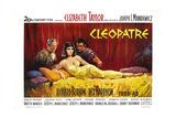 Cleopatra, (AKA Cleopatre), 1963 Giclee Print