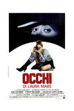 Eyes of Laura Mars, (AKA Occhi Di Laura Mars), Italian Poster, Faye Dunaway, 1978 Giclee Print