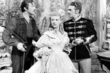 That Lady in Ermine, Fom Left, Cesar Romero, Betty Grable, Douglas Fairbanks, Jr., 1948 Photo