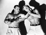 Caged Fury, from Left, Buster Crabbe, Richard Denning, 1948 Photo