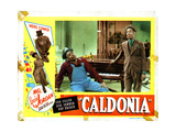 Caldonia, Louis Jordan, (Top Left), Nicky O'Daniel, (Bottom Left), 1945 Giclee Print