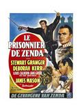 The Prisoner of Zenda, Clockwise, 1952 Giclee Print