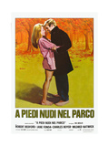 Barefoot in the Park, (AKA a Piedi Nudi Nel Parco), 1967 Giclee Print