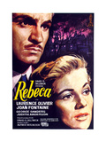Rebecca, (AKA Rebeca, its Title in Spain), 1940 Giclee Print