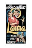 Laura, 1944 Giclee Print