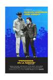 Midnight Cowboy, from Left, Jon Voight, Dustin Hoffman, 1969 Giclee Print