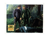 The Hound of the Baskervilles, 1939 Giclee Print