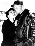 Nightfall, from Left, Anne Bancroft, Aldo Ray, 1957 Photo