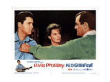 Kid Galahad, from Left, Elvis Presley, Lola Albright, Gig Young, 1962 Giclee Print