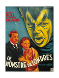 Werewolf of London, (AKA Le Monstre De Londres), 1935 Impressão giclée