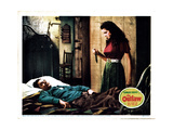 The Outlaw, from Left, Jack Buetel, Jane Russell, 1943 Giclée-tryk