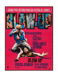 Blowup (AKA Blow-Up, Aka Blow Up), Vanessa Redgrave, David Hemmings, 1966 Giclee Print