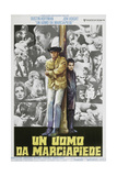 Midnight Cowboy, (AKA Un Uomo Da Marciapiede), 1969 Giclee Print