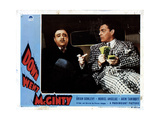 The Great Mcginty, from Left, Akim Tamiroff, Brian Donlevy, 1940 Giclee Print