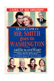 Mr. Smith Goes to Washington, 1939 Giclee Print