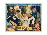 Show Boat, 1936 Giclee Print