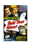 Hold That Ghost, 1941 Giclee Print