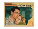 The Woman Accused, from Left: Cary Grant, Nancy Carroll, 1933 Giclee Print
