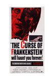 The Curse of Frankenstein, Christopher Lee, 1957 Giclee Print