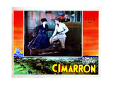 Cimarron, from Left, Estelle Taylor, Richard Dix, 1931 Giclee Print
