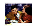 Force of Evil, from Left, John Garfield, Beatrice Pearson, 1948 Giclee Print