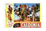 Caldonia, Louis Jordan, Nicky O'Daniel, the Tympany Five, 1945 Giclee Print