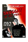 Shadow of a Doubt, (AKA Skuggan Av Ett Tvivel), Swedish Poster Art, 1943 Giclee Print