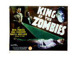 King of the Zombies, from Left, John Archer, Mantan Moreland, Henry Victor, 1941 Giclee Print