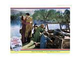 Mrs. Miniver, from Left, Greer Garson, Walter Pidgeon, Clare Sandars, Christopher Severn, 1942 Giclee Print