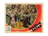 Madam Satan, Center and Right, Reginald Denny, Kay Johnson, 1930 Giclee Print