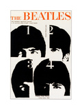 A Hard Day's Night, The Beatles Kunstdrucke