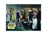 How Green Was My Valley, 1941 Giclée-tryk