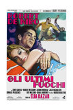 The Last Tycoon, (AKA Gli Ultimi Fuochi), Italian Poster Art, 1978 Giclee Print