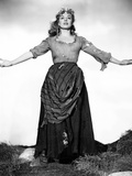 Unconquered, Paulette Goddard, 1947 Photo
