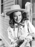 Tall in the Saddle, Ella Raines, 1944 Photo