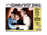 Island of Lost Souls, from Left, Richard Arlen, Leila Hyams, 1932 Giclee Print