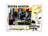 Battling Butler, Buster Keaton (Center), Sally O'Neil (Right), 1926 Giclee Print