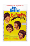 Help!, Argentinean Poster Art, The Beatles, 1965 Giclee Print