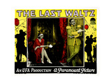 The Last Waltz, (AKA Der Letzte Walzer), from Left, Liane Haid, Willy Fritsch, 1927 Giclee Print
