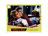 Killer's Kiss, from Left, Irene Kane, (AKA Chris Chase), Jamie Smith, 1955 Giclee Print