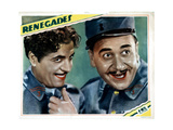 Renegades, from Left, Warner Baxter, Noah Beery, 1930 Giclee Print