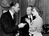 The Locket, from Left, Brian Aherne, Gene Raymond, Laraine Day, 1946 Photo